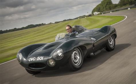 Jaguar Auto Alt by Jaguar S Greatest Racing Car D Type Driven