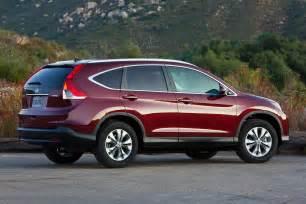 Crv Honda 2014 2014 Honda Cr V Reviews And Rating Motor Trend