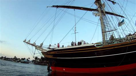 ship video real pirate ship video youtube