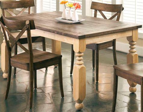 Coronado Rectangular Dining Table By Coronado Rectangular Turned Leg Table From Largo D210 30 Coleman Furniture