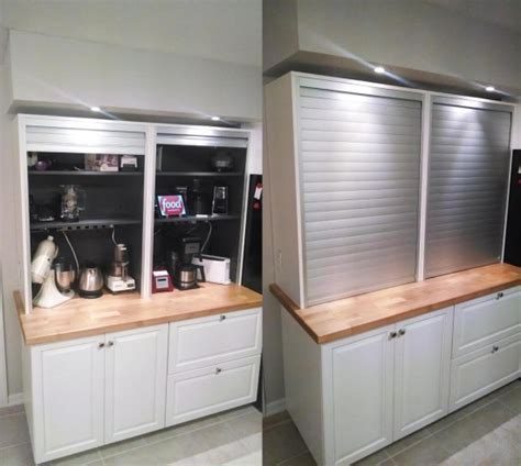 ikea kitchen cabinet hack remodelaholic 10 ingenious ikea hacks for the kitchen