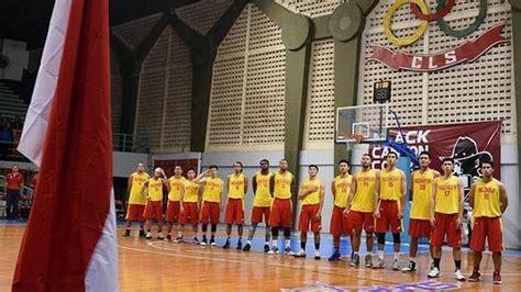 timnas basket putra latihan  amerika serikat