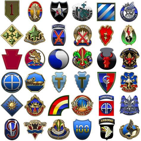 us military sections military insignia 3d november 2010