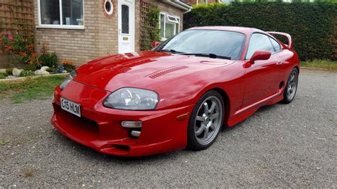 Used 1996 Toyota Supra 93 TURBO for sale in West Midlands