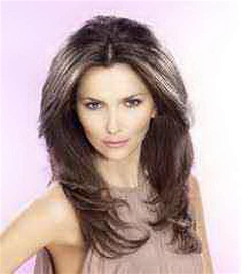 imagenes de cortes de pelo desmechado para mujeres imagenes corte de cabello 45 grados