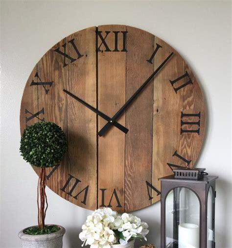 oversized wall best 25 oversized wall clocks ideas on