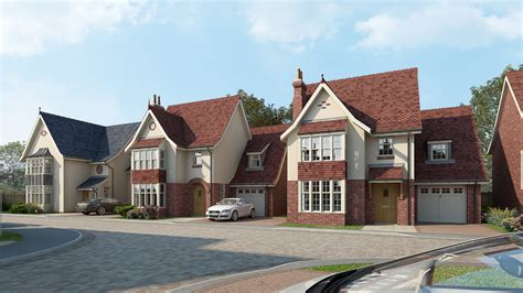 design house uk ltd nessfield place nunthorpe 3d visualisation animation
