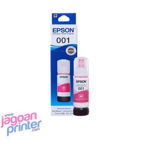 Tinta Printer Epson Me 32 Jual Tinta Epson 001 Magenta Murah Garansi