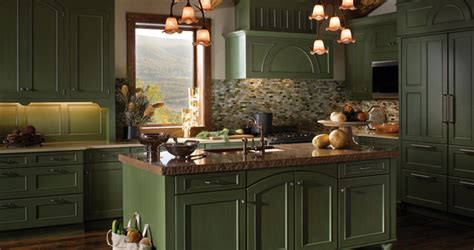 rustic green kitchen cabinets mountain retreat kitchen wood mode fine custom cabinetry