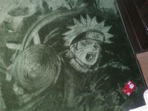 Karpet Karakter Robot 15 karakter ini ternyata dilukis di karpet nggak tega