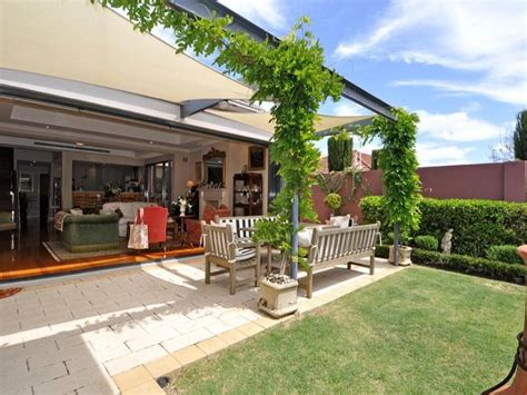 outdoor area outdoor living design with pergola from a real australian