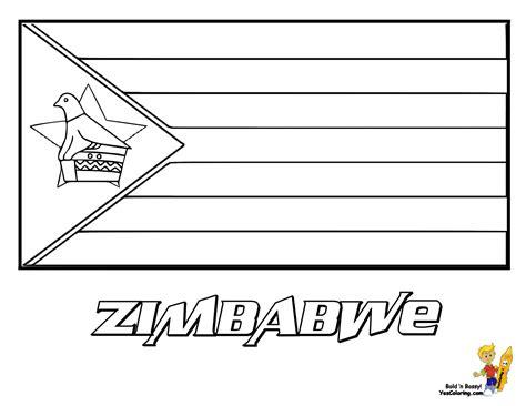 splendid coloring flag of taiwan zimbabwe flags