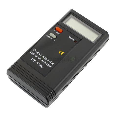 Digital Electromagnetic Radiation Detector Dt 1130 Dt 1130 Digital Electromagnetic Radiation Detector Sensor Indicator Emf Tester Ebay