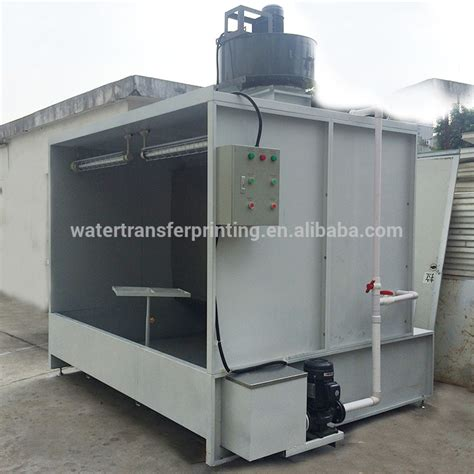 spray paint water transfer water transfer printing spray booth liquid spray booth