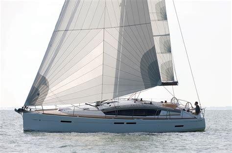 sailing boat jeanneau jeanneau sailing yacht sun odyssey 44 deck saloon yacht