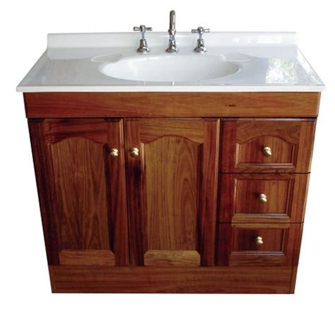 Timber Vanity by Showerama Project Timber Reviews Productreview Au