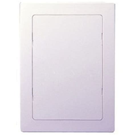 Plumbing Wall Access Panel by New Oatey 34045 Access Panel Usa Made Plastic 8 Quot X 8