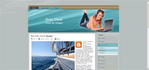 blog layout type artisteer artisteer design de site web pour photographe