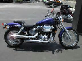 2003 Honda Shadow Spirit 750 Specs Pearl Purple Honda Shadow For Sale Find Or Sell