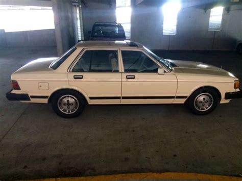 nissan datsun 1984 1984 nissan maxima datsun for sale in carrollton