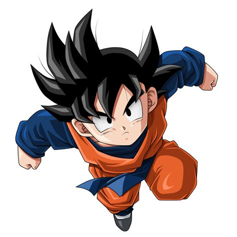 imagenes png dragon ball z son goten by monstkem on deviantart