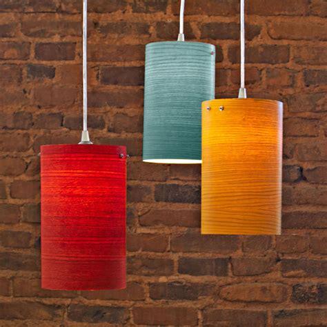 wood veneer pendant light 11 ingenious diy lighting fixtures to try out this week end