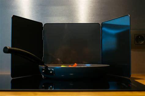küchenwand spritzschutz spritzschutz f 252 r kochfeld und k 252 chenwand genius ideas anti