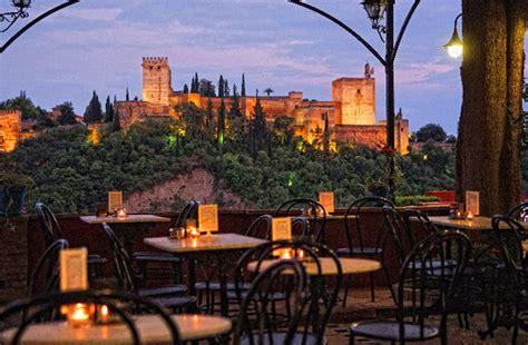Hotel De Lujo En Granada #7: Panoramica-desde-la-terraza.jpg