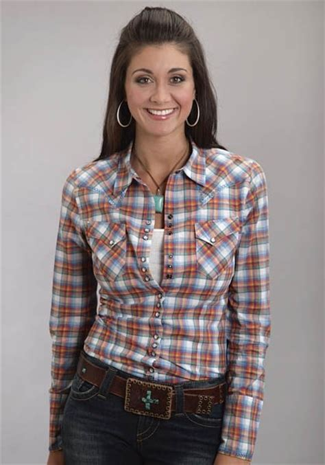 Baju Tartan Blouse Aj 78 best images about western wear at aj s western wear on plaid