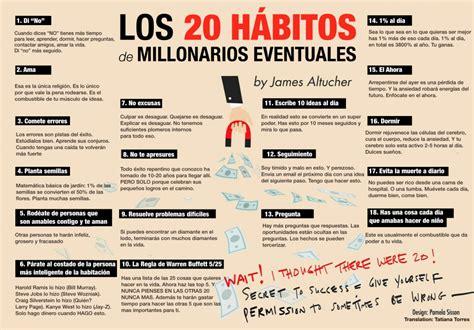 los 7 h bitos para los gerentes the 7 habits for managers gerenciarse a si mismos guiar a otros desencadenar el potencial edition books los 20 h 225 bitos de millonarios eventuales tatiana torres
