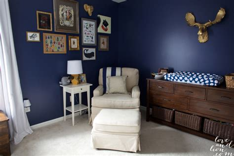 boy room paint ideas with navy blue and white colors 20 reasons to paint your nursery blue project nursery