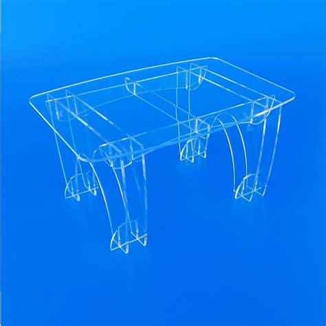 tavoli plexiglass tavolini in plexiglass su misura