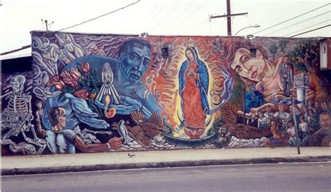 By Paul J Botello East Los Angeles Muralismomo Chicano Artists Los Angeles
