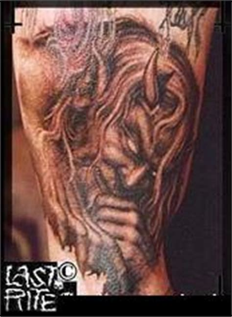 tattoo on undertakers neck tattoo s of the undertaker