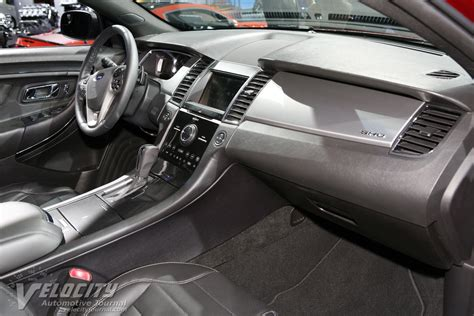 2013 Ford Taurus Sho Interior by Picture Of 2013 Ford Taurus
