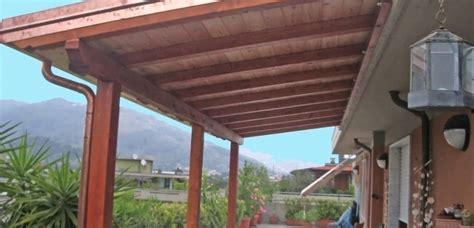 tettoia esterna vasto tettoie e pergotende problemi di realizzazione