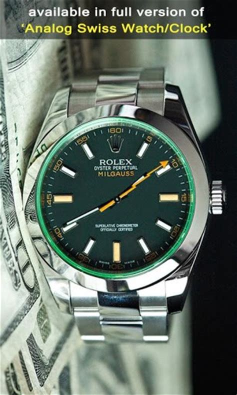 themes watch live rolex watch live wallpaper app for android