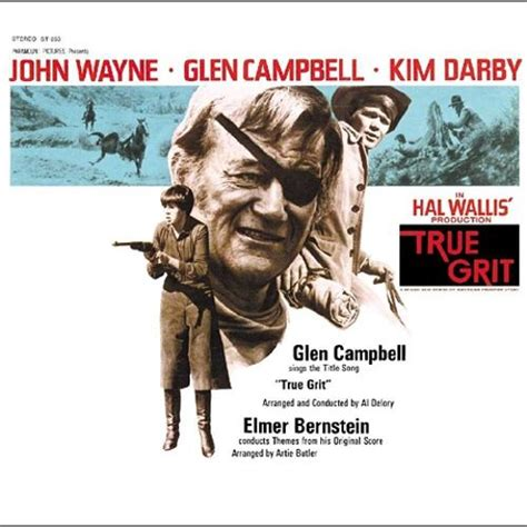 true grit 1969 original motion picture soundtrack