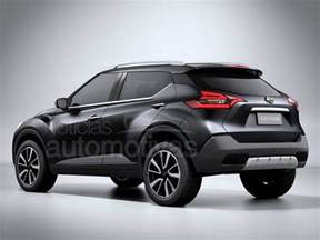 Nissan Compact Suv Upcoming Nissan Compact Suv Rendered Debut At 2016 Auto Expo