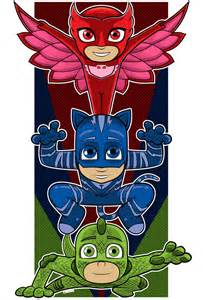 pj masks thuddleston deviantart