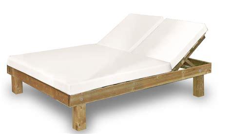 camas de jardin cama de madera exterior cama jard 237 n balinesa varios