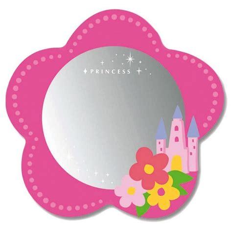 miroir chambre enfant miroir enfant princesse disney incassable enfants loulomax