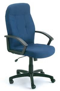fabric office chair b8801 be high back blue fabric office chair