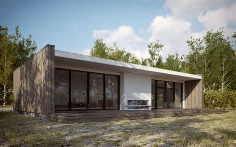 A Frame Cabins Kits by Scandinavian Summer House By 3dstudija Showme Design