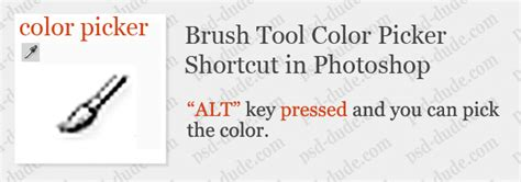 brush size shortcut in photoshop photoshop tutorial psddude