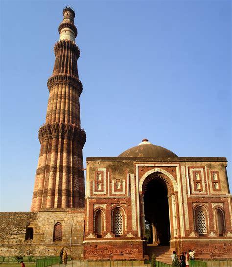 qutub minar biography in hindi monuments of india