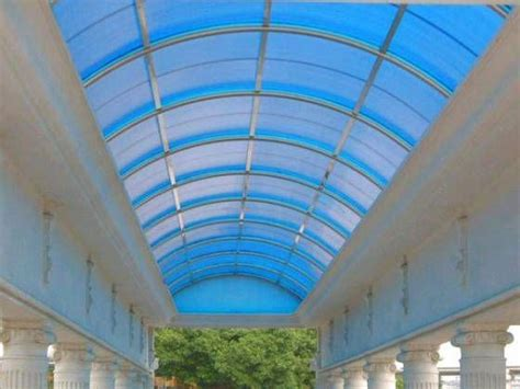 types  polycarbonate sheets  roofing