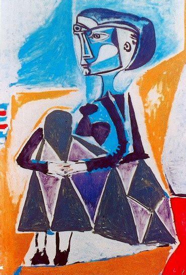 picasso paintings of jacqueline pablo picasso jacqueline squatting 1954