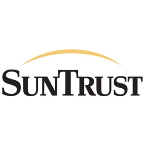 suntrust bank banking sign up suntrust bank logo vector logo of suntrust bank brand
