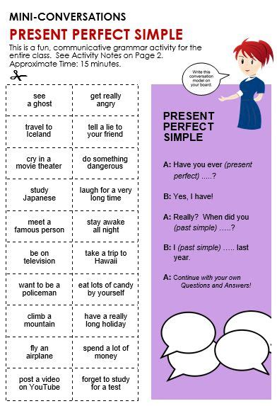 write pattern of simple present tense 25 best ideas about present perfect on pinterest easy